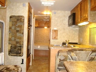 2008 GULFSTREAM YELLOW STONE 29-1/2 FT CLASS C MOTORHOME FOR SALE