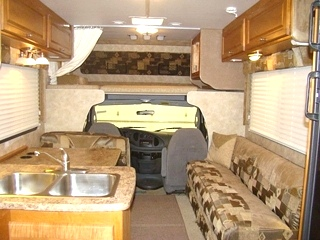 RV RENTAL LONDON KENTUCKY MOTORHOME - VISONE RV PARTS AND RV RENTALS