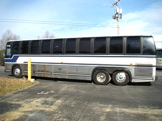 1989 PREVOST XL 40 BUS FOR SALE 46 PASSENGER  PARTING OUT CALL