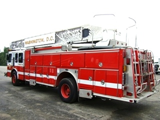 1999 E-ONE LADDER TRUCK / FIRE TRUCK FOR SALE
