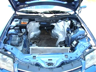 2005 CHRYSLER CROSSFIRE ROADSTER SALVAGE USED PARTS FOR SALE
