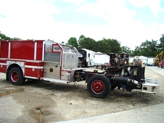 Work Trucks - Fire Trucks