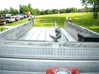 2001 E-ONE PUMPER FIRE TRUCK SPARTAN CHASSIS FOR SALE