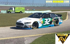 Homestead Miami Speedway 2014 Ford EcoBoost 400 Go Green Racing # 32
