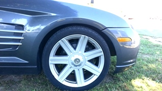 USED 2005 CHRYSLER CROSSFIRE USED PARTS FOR SALE