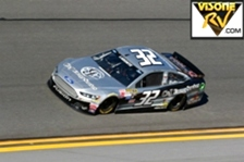 Atlanta Motor Speedway Nascar Visone RV Parts Sponsors Go Green Racing