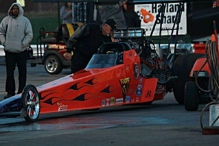 Nolan Racing NHRA Top Alcohol Dragster