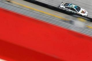 Bristol Motor Speedway Visone RV Sponsors Mike Bliss # 32 Go Green Racing