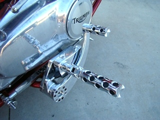 2004 TRIUMPH SPEEDMASTER - CUSTOM CHOPPER FOR SALE
