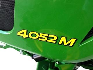 2015 JOHN DEERE 4052M 4X4 TRACTOR FOR SALE