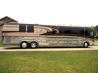 1998 PREVOST XL45 ROYALE COACH CONVERSION.BUS FOR SALE