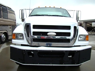 2008 Ford F750 tow truck for sale ( WRECKER )