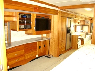 2007 Fleetwood American tradition motorhome