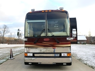 2001 PREVOST XL II 45 featherlite conversion  FOR SALE !!!!