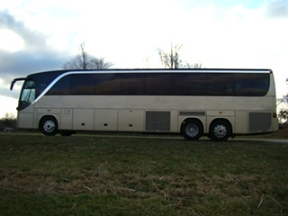 USED 2004 SETRA S417 EVO BUS  FOR SALE