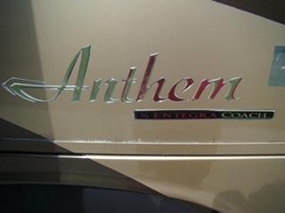**SOLD** 2013 Entegra Anthem w/4 Slides for sale